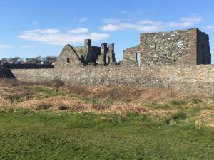 Kinsale, Überblick über das James Fort