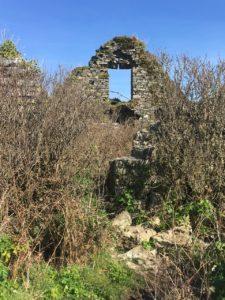 Kinsale, Blockhaus auf dem Gelände vom James Fort