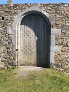 Kinsale, James Fort, altes Tor