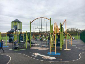 Ballincollig Regional Park, playground