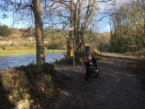 Ballincollig Regional Park walking trail