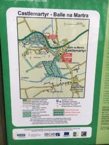 Castlemartyr forests overview