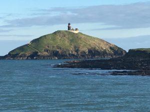 Ballycotton Cliffwalk, lighthouse