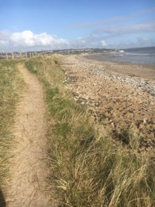 Youghal beaches walking options