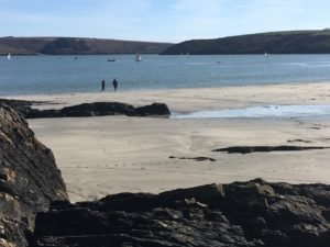 Kinsale, wonderful Dock beach
