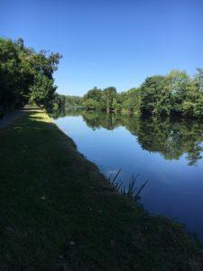 Blackwater River Walk, promenade